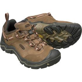 Keen Wanderer WP Shoes Women, dark earth/brindle
